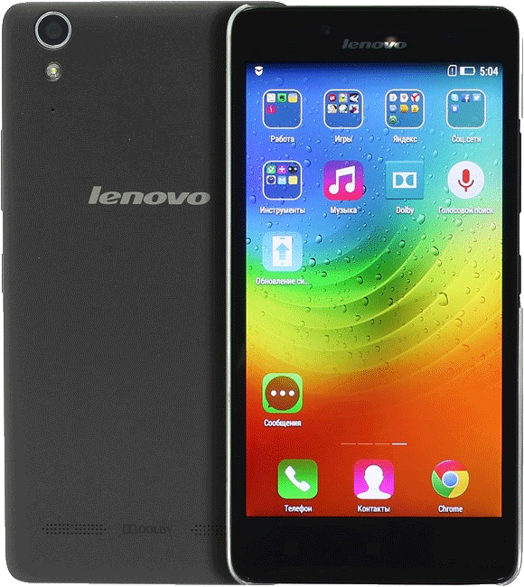 Чехлы для Lenovo A6000