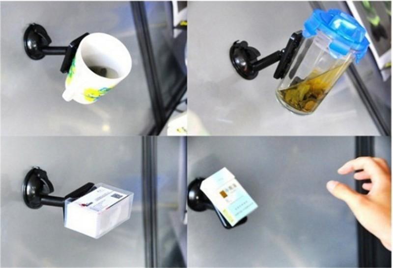 Автомобильный держатель для смартфонов с присосками