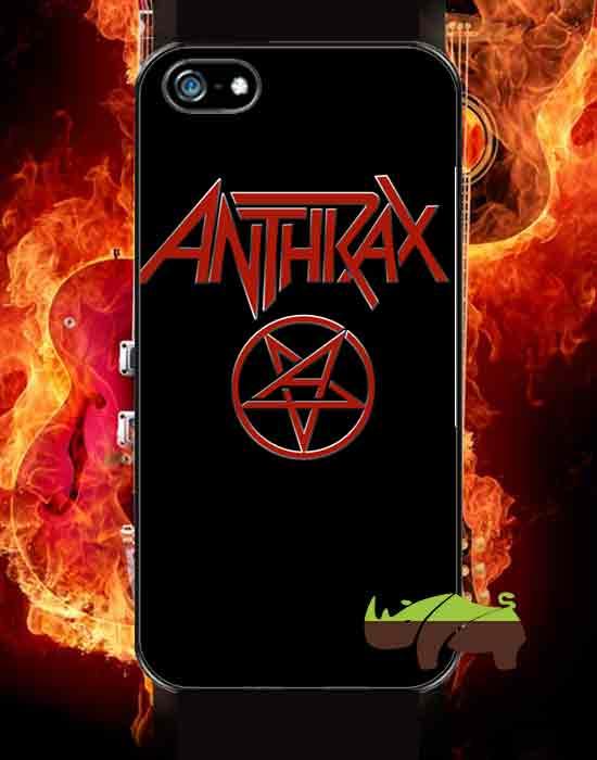 Rock чехол Anthrax