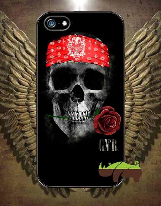 Rock чехол Guns-n-Roses  3