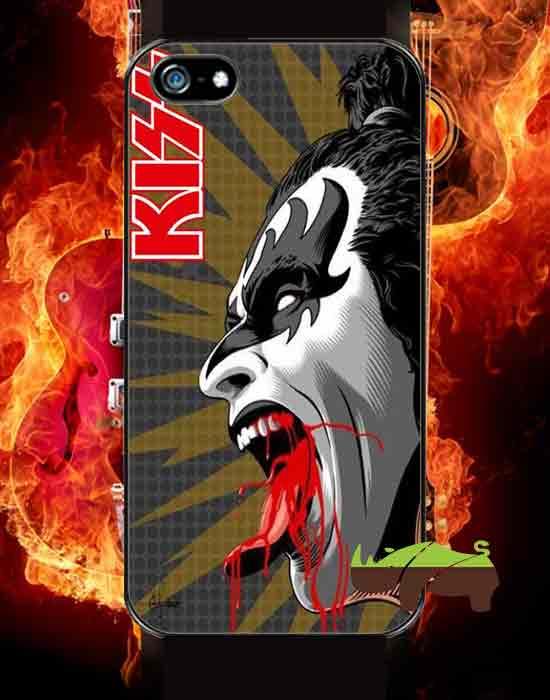 Rock чехол Kiss 2