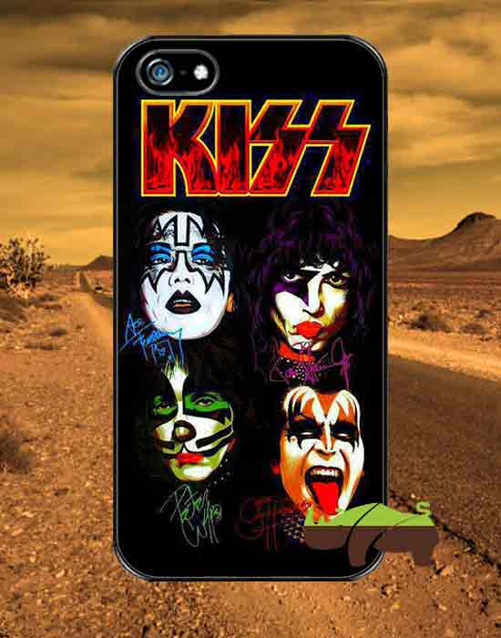 Rock чехол Kiss 3