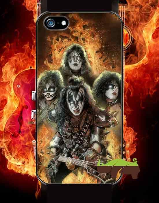 Rock чехол Kiss 4