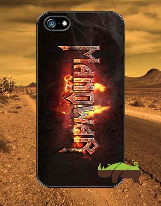 Rock чехол Manowar 2