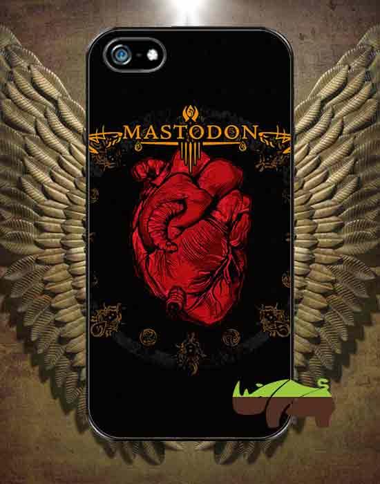 Rock чехол Mastodon