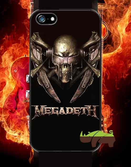 Rock чехол Megadeth