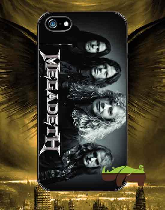 Rock чехол Megadeth 2