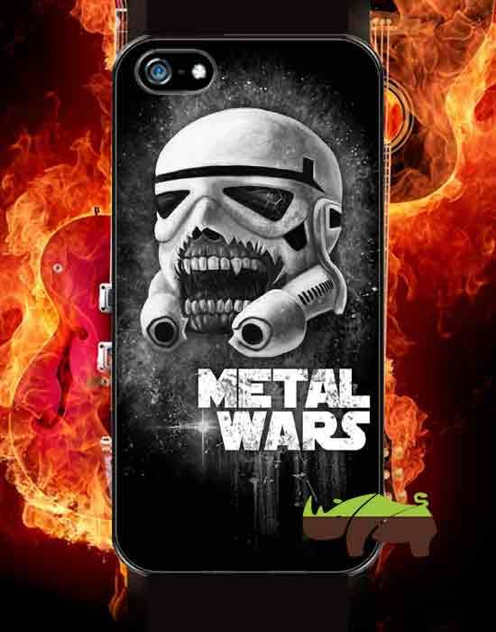 Rock чехол Metal wars