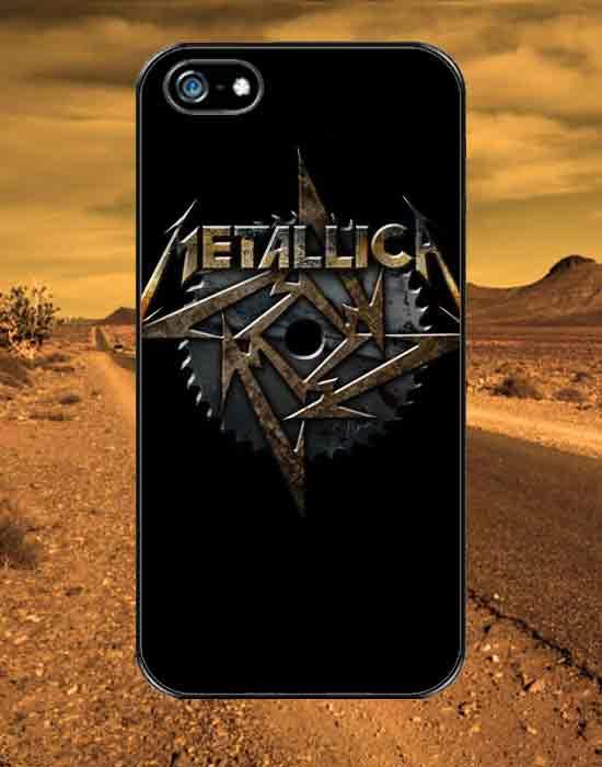 Rock чехол Metallica