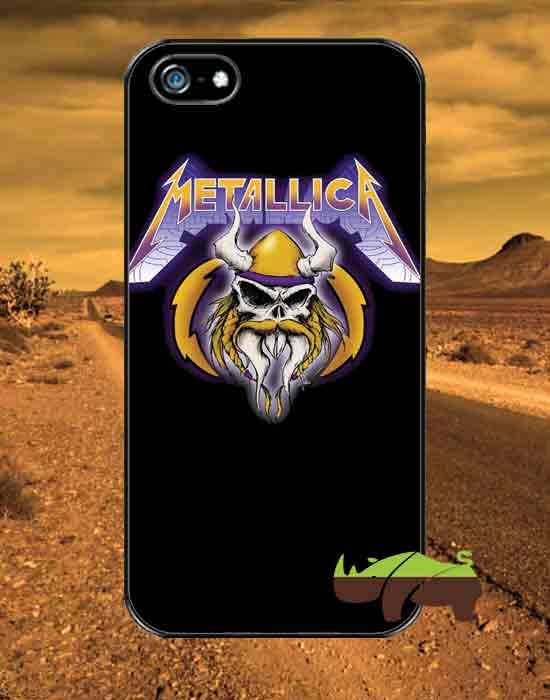 Rock чехол Metallica 3