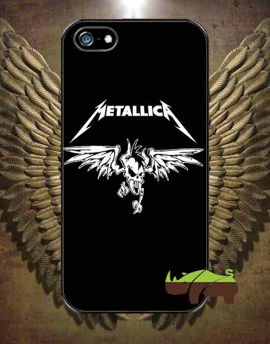 Rock чехол Metallica 4