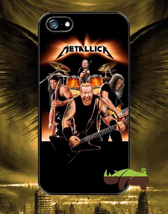 Rock чехол Metallica 6