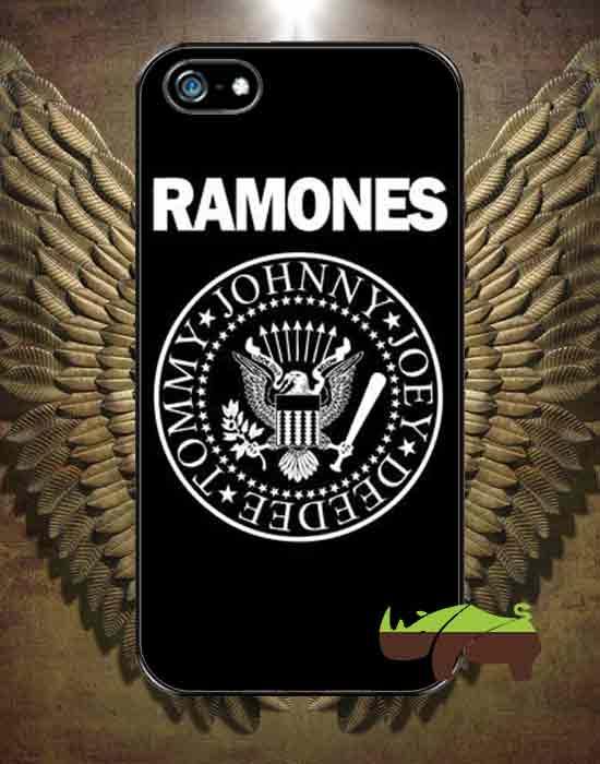 Rock чехол Ramones