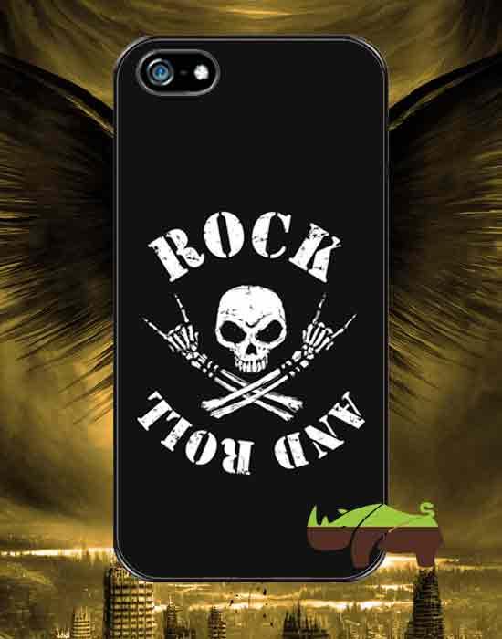 Rock чехол Рок-н-ролл