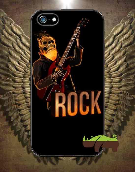 Rock чехол Рок-скелет