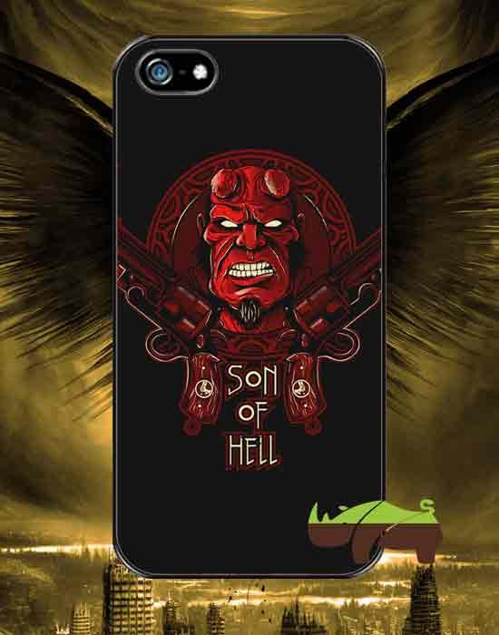 Rock чехол Сын ада