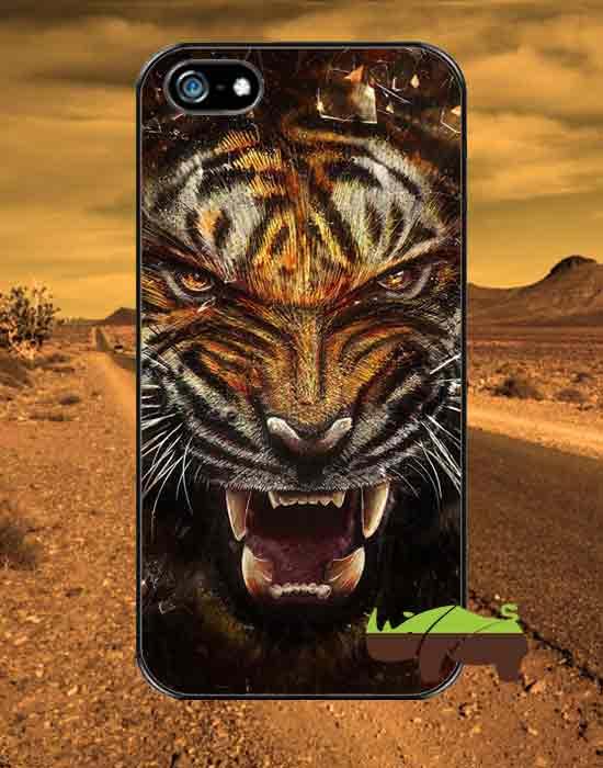 Rock чехол Тигр
