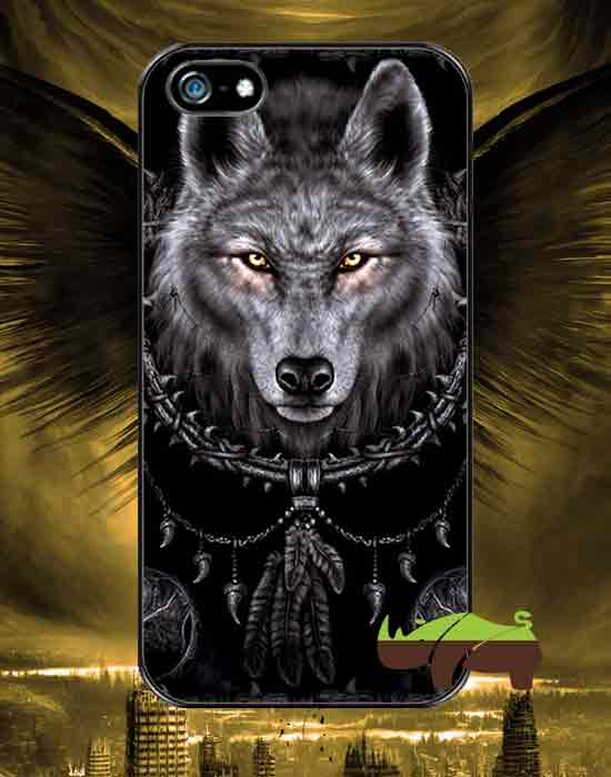 Rock чехол Волк 2