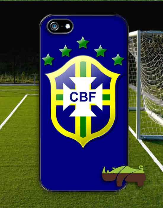 Футбольный чехол Бразилия