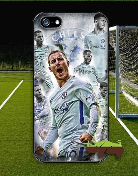 Футбольный чехол Eden Hazard