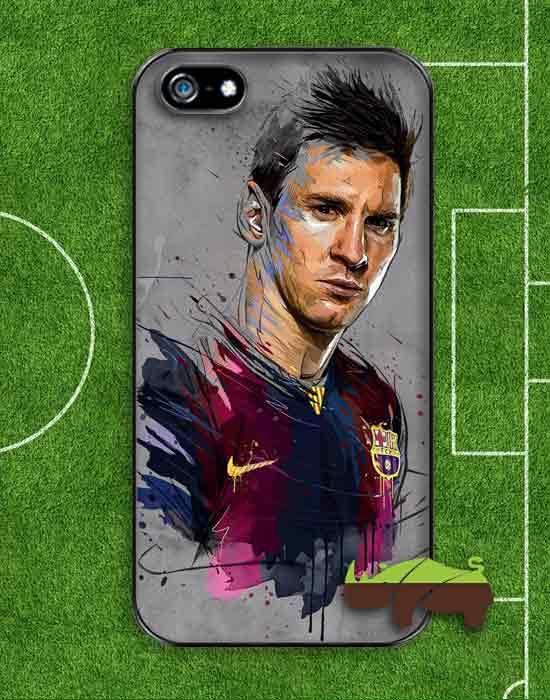 Футбольный чехол Lionel Messi