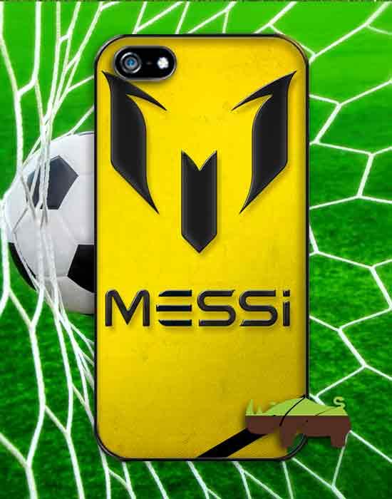 Футбольный чехол  Логотип Месси