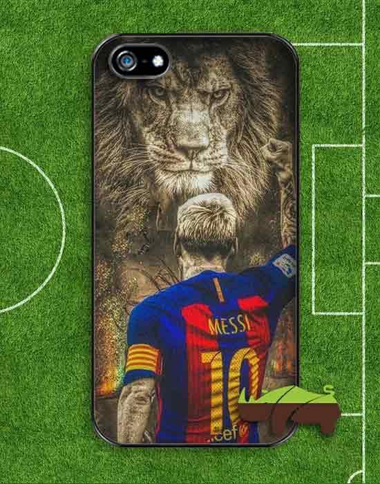 Футбольный чехол Messi 3