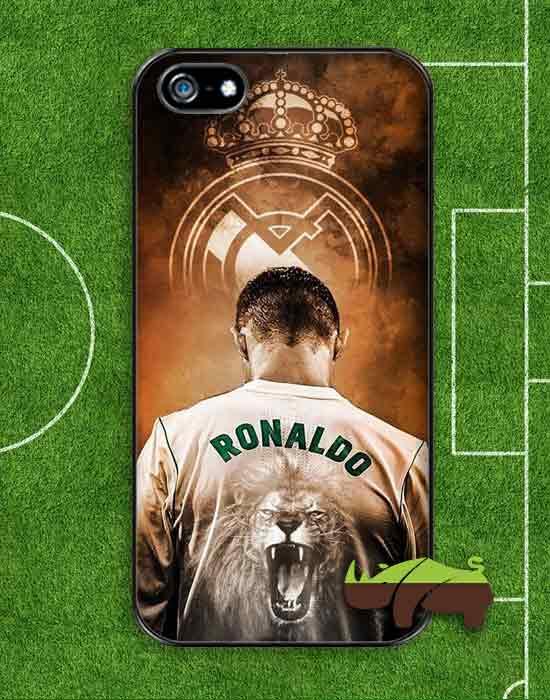 Футбольный чехол Роналдо